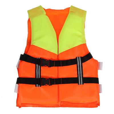 Youth Children Kids Universal Polyester Life Jacket Swimming Boating Ski Vest