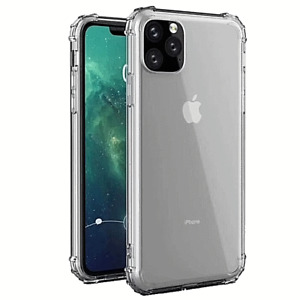 Cheap Apple iPhone 11 iPhone 11 Pro Max Best Shockproof Bumper Clear Hard Case
