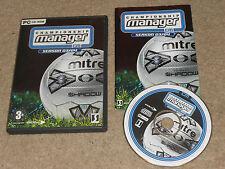 CHAMPIONSHIP MANAGER 03 / 04 2003 2004 CHAMP FOOTBALL SOCCER CM PC CD ROM MANGER