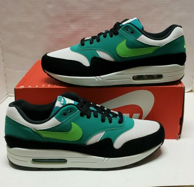 Size 12 - Nike Air Max 1 Neptune Green