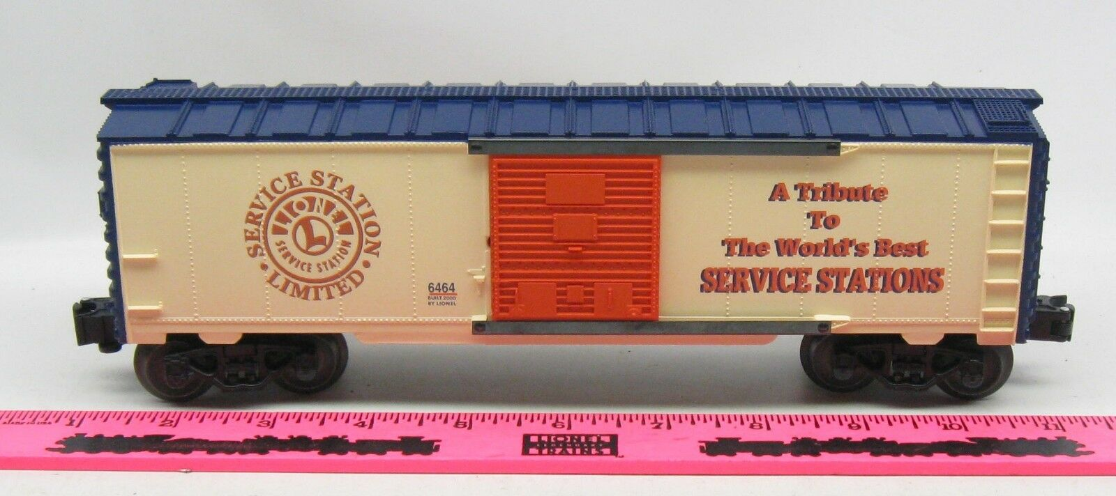 Lionel  6464 Service Stations Boxcar