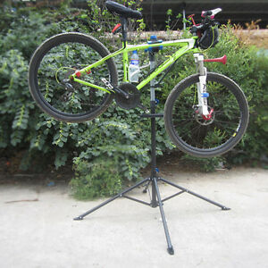 Adjustable-Pro-Bike-41-034-To-75-034-Repair-Stand-w-Telescopic-Arm-Cycle-Bicycle-Rack