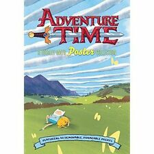Adventure Time - A Totally Math Poster Collection, Pendleton Ward, Good, Paperba