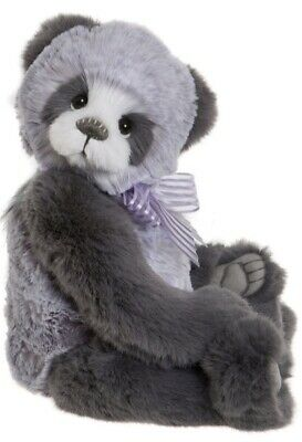 Zadie By Charlie Bears Cb181863b Plush Jointed Teddy Bear
