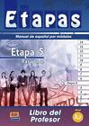 Etapa 5. Pasaporte - Libro del profesor von Sonia Eusebio Hermira und Isabel de Dios Martín (2009, Taschenbuch)