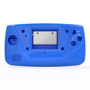 Game-Gear-Shell-Case-Sega-Dark-Blue-New-Replacement-RetroSix-ABS