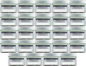 8 Adam Hall 3440 Klappgriffe 2-teilig 103x76 Kistengriff Boxengriff Klappgriffe