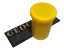 Set-Geocaching-5-Filmdosen-farbig-5-Aufkleber-5-Logbuecher-Cache-Micro-Versteck Indexbild 9