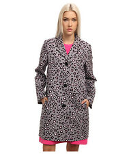 NWT Kate Spade New York $548 Cheetah Coat  Women's Size SMALL  ANB