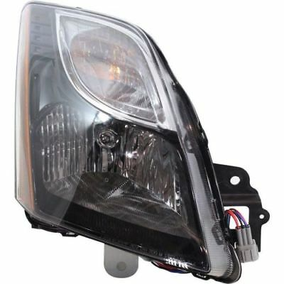 Partslink Number CH2503234 OE Replacement JEEP LIBERTY Headlight Assembly