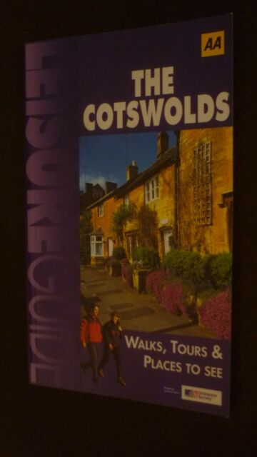 Cotswolds by AA Publishing (Paperback, 2002)