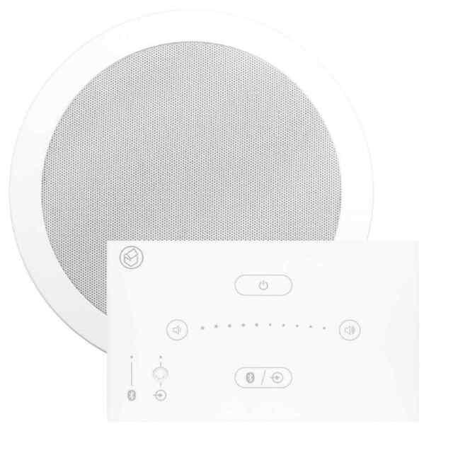 "Systemline SE0570 Wireless Hi-Fi 6.5"" Ceiling Speaker ..."