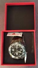 Swiss Legend Mens Watch 21819P-BB-11-SA Black Neptune Stainless Steel Bracelet