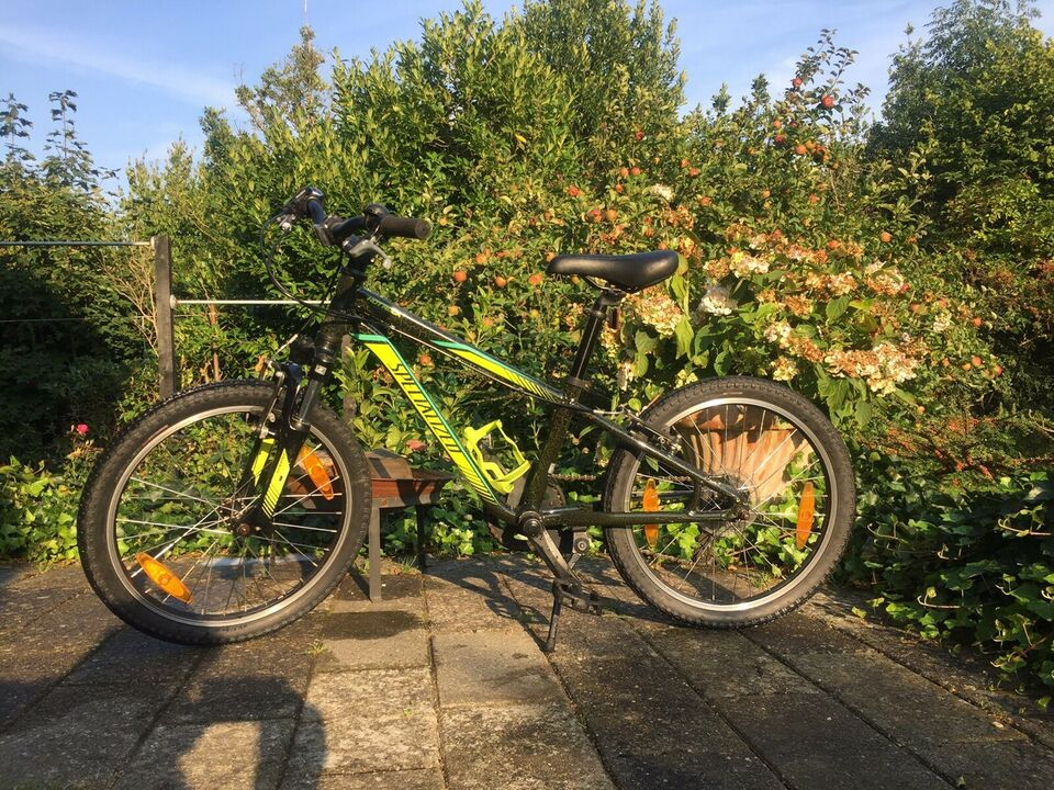 Drengecykel, mountainbike, Specialized
