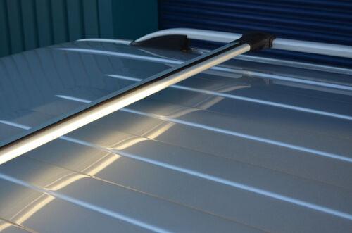 2003-14 Conjunto de carril de barra transversal para adaptarse a Techo Barras Laterales para adaptarse a Mercedes-Benz Vito