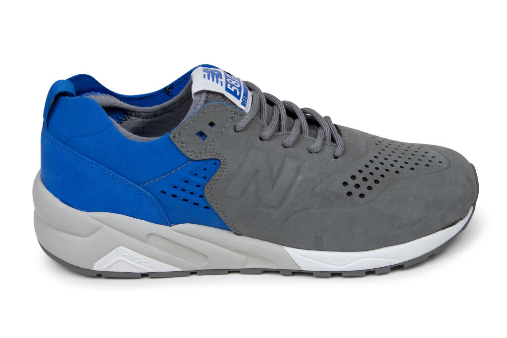 New Balance Colette MRT580D5 Re-Engineered in Grey/Blue BNIB Size Size Size 7-13 Free Ship 4b34ca