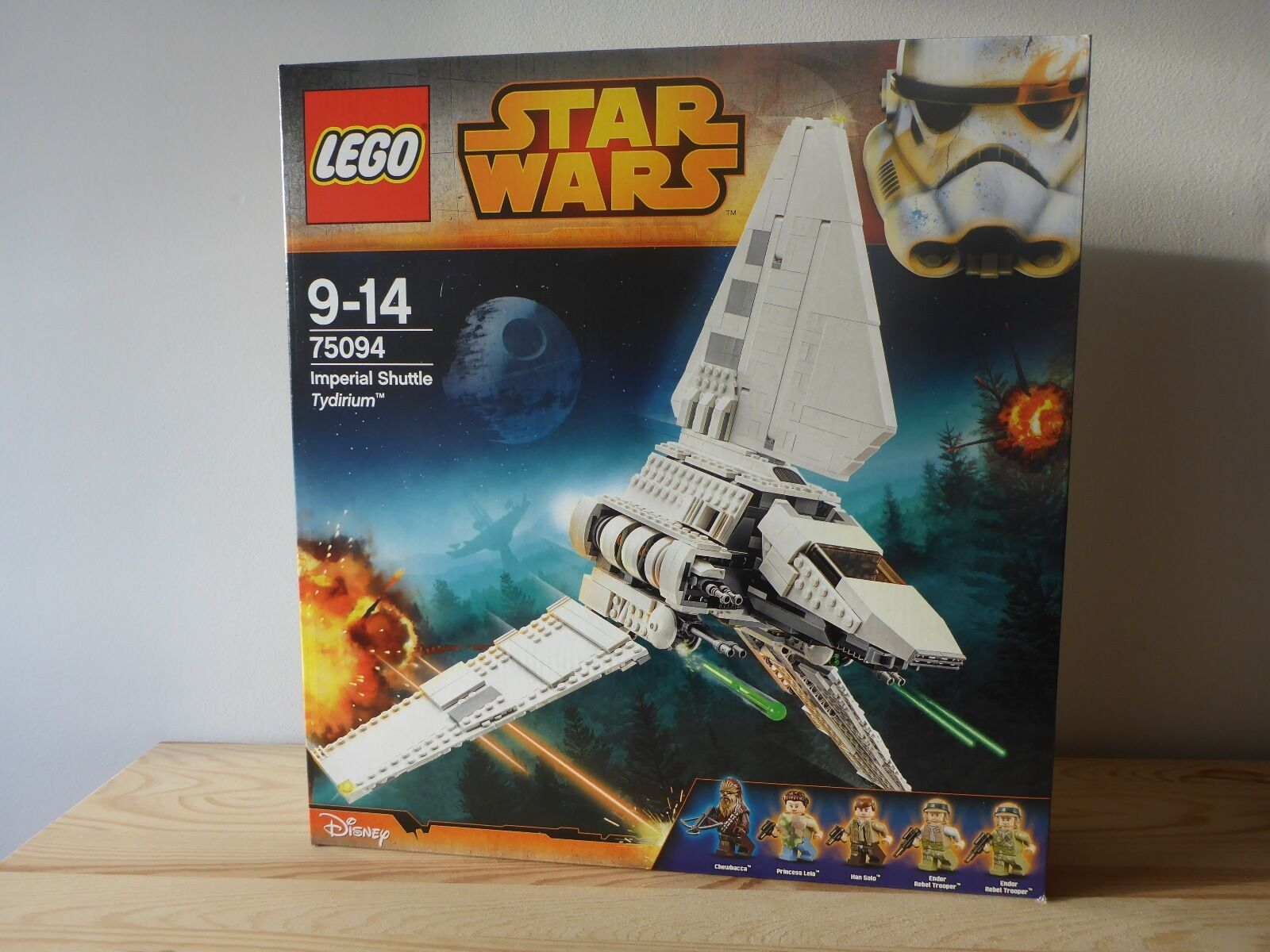 LEGO Star Wars 75094 Imperial Shuttle Tydirium - NEW