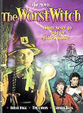 NEW--The Worst Witch-  the Movie (DVD) DIANA RIGG  VERY RARE
