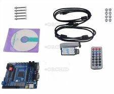 Nios Kit&Usb Blaster Fpga Development Learning Board For Ep4ce6 Altera Ic New D