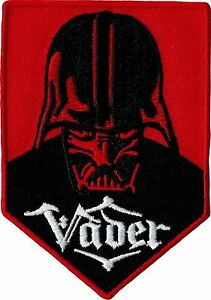 STAR-WARS-034-VADER-034-DARTH-VADER-RED-EMBROIDERED-PATCH-2-1-2-034-X-3-1-2-034