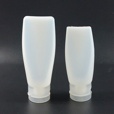 30G 50G Storage Mini Travel White Cosmetic Cream Lotion Containers Tottle Tube