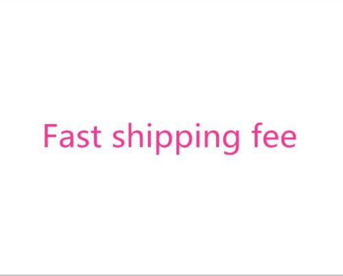 Fast shipping or Other Extra Fees