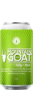 Mountain Goat Billy The Mid 375mL Case of 24 Craft Beer