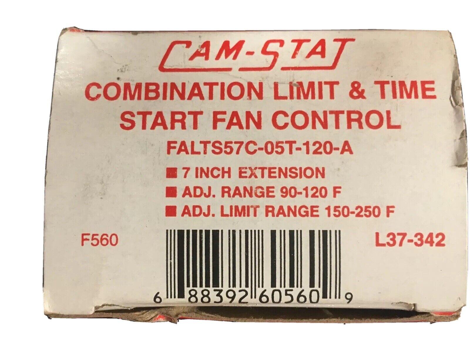 Henry Technologies F561 CAMSTAT FALTS57C-65T-120-A FAN /& LIMIT