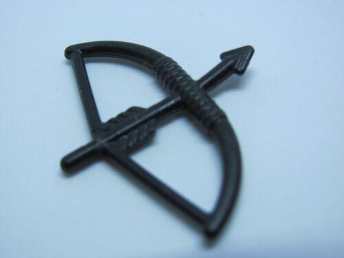 Weapon Bow with Arrow Black LEGO 4499 @@ Minifig 6746 6748 6763 6768