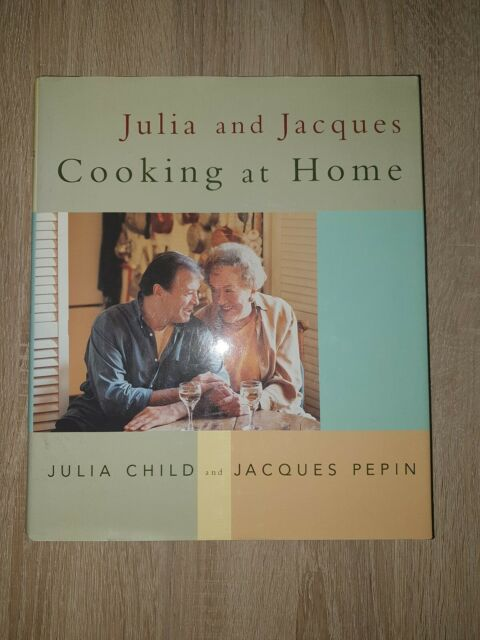 Julia And Jacques Cooking At Home / GB/ sehr guter Zustand