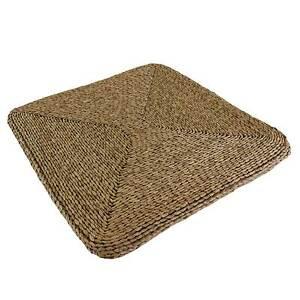 JVL Carré D&#039;Extérieur Jardin de BBQ Conservatoire chaise housses de coussin tableau place mat  </span>