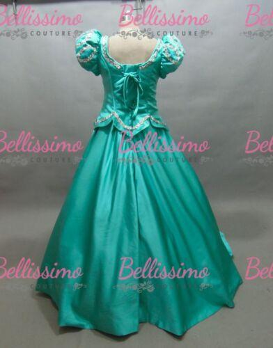 Costume Taglie Disney 18 Sirenetta Princess Ariel forti adulto 28 prqXap
