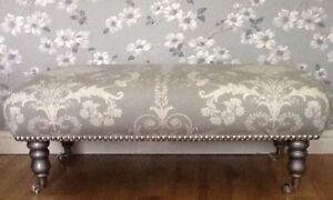 Footstool-Stool-In-Laura-Ashley-Josette-Steel-Fabric