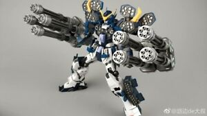 US-Seller-W06-MG-1-100-Heavyarms-EW-Gunpla-D-L-Dalin-METALLIC-Waterslide-decal