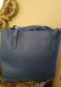 New Bag Tote Leather Graham Brooklyn Blue Markamp; 2IWEDH9