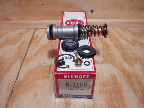 1970 1972 1974 1976 1977 Dodge Truck B100 D200 master cyl rebuild kit K-1165 NOS