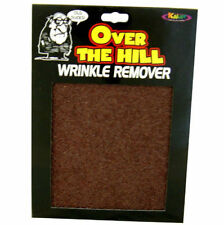 Wrinkle Remover Novelty Fun Funny Joke Old Age Prank Unusual Xmas Birthday Gift