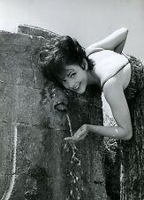 COLETTE CASTEL TOUT L'OR DU MONDE 1961 VINTAGE PHOTO ORIGINAL #6