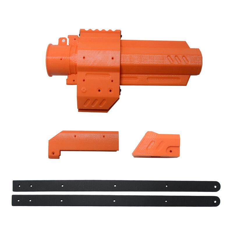 Worker Mod F10555 F10555 F10555 Pump Kits Grip orange 3D Printed for Nerf Rival Apollo XV700 bbcab6