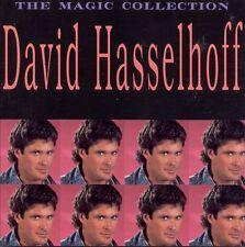 DAVID HASSELHOFF -THE MAGIC COLLECTION - NIGHT ROCKER - CD ALBUM 12 Titres 1990