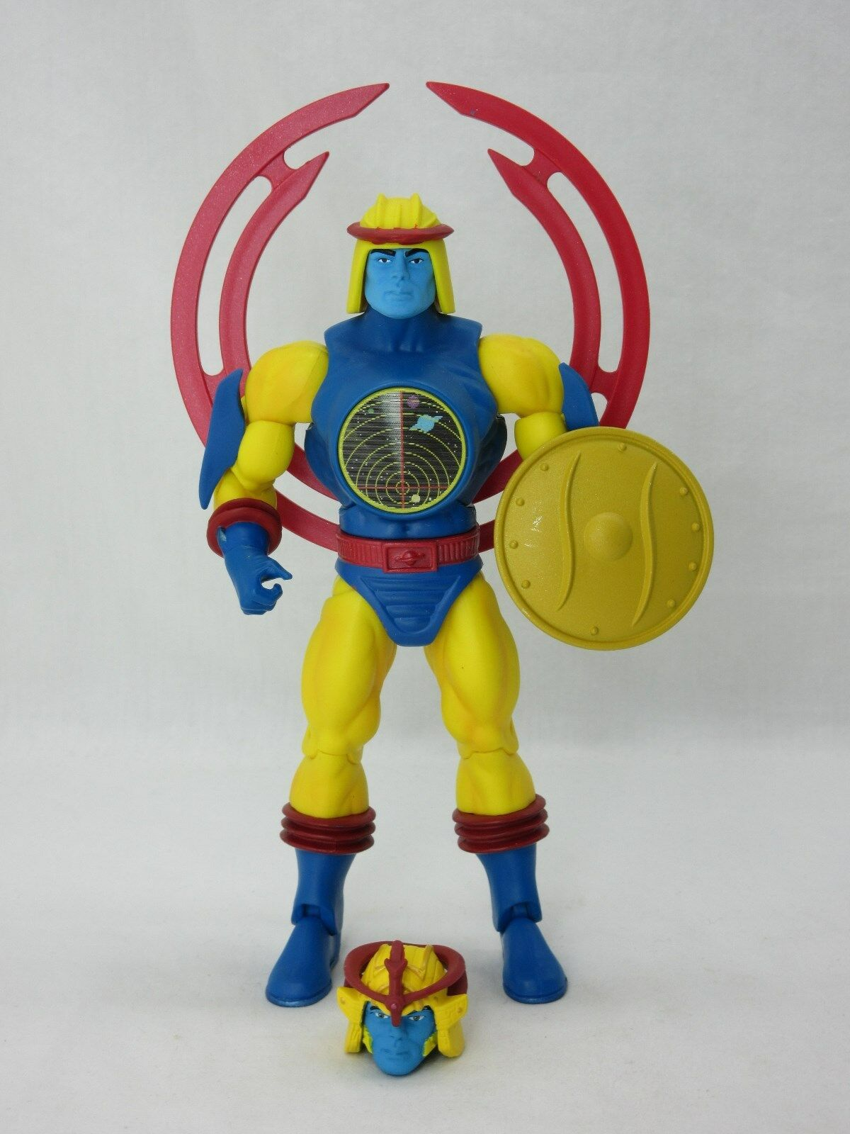 MOTUC,MOTU,SY-KLONE,Masters Of Complete,He The Universe Classics,100% Complete,He Of man d46856