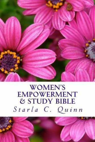 Women's Empowerment & Study Bible: Includes the Books of Ester & Ruth, ISBN 0... 8