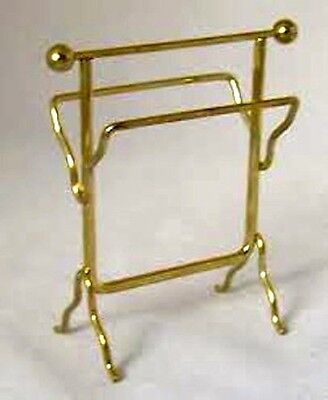 Dollhouse Miniature Cookie Cutters 1:12 Scale  Gold colored