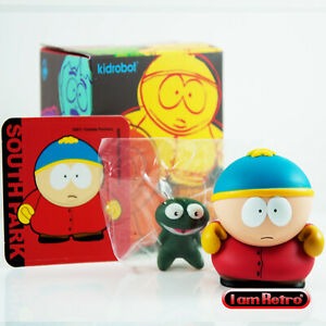 Cartman-south Park Series 1 Vinyl Mini Figure Neuf Comme Neuf In Box-afficher Le Titre D'origine Avoir à La Fois La Qualité De TéNacité Et De Dureté