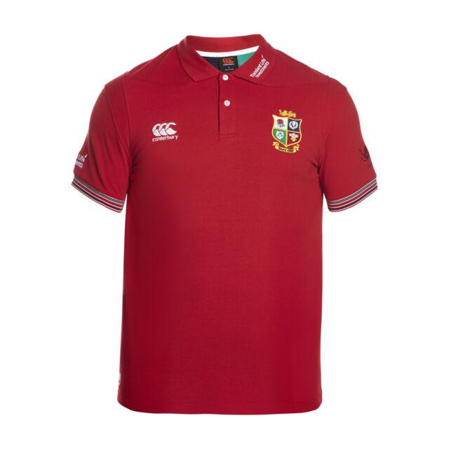 fbe7ebd3eb2 Canterbury British & Irish Lions 2017 Mens Cotton Training Rugby ...