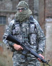 Einsatzweste Tactical 12 Taschen AT-Digital