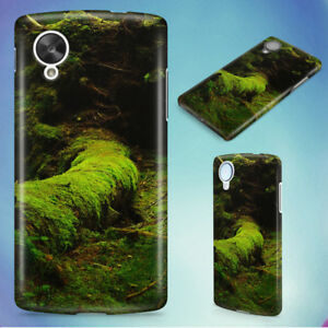 FOREST-MOSS-NORWAY-HARD-BACK-CASE-COVER-FOR-NEXUS-PHONES
