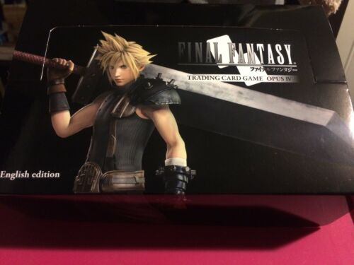 Final Fantasy TCG Opus 4 Legendary Legend kefka 4-080L MINT//NM Square Enix
