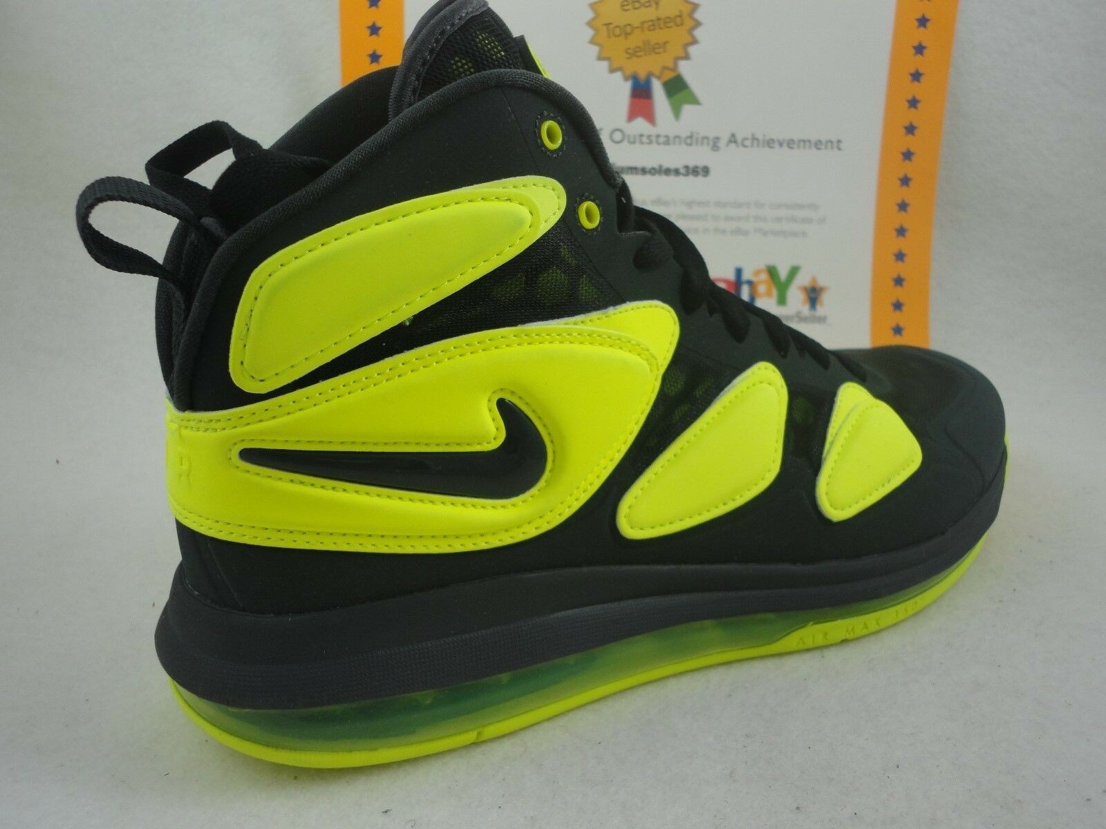 Nike Air Max SQ Uptempo ZM, Uptempo 2, Total Air, Retail  190, Size 9