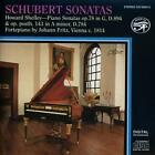 Piano Sonatas von Howard Shelley (2014)